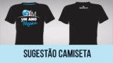 Sugestão de Camiseta – Um Ano em Missão 2018