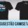 Sugestão de Camiseta - Um Ano em Missão 2018
