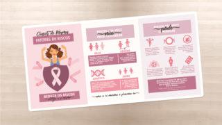 Infográfico: Fatores de Riscos – Outubro Rosa