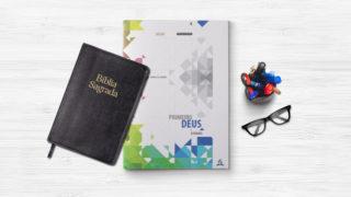 Apostila Primeiro Deus – livro de Ezequiel