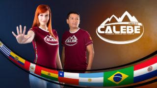 Cartaz Missão Calebe 2018