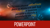 Powerpoint – Missão Calebe 2018