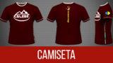 Arte Aberta Camiseta: Missão Calebe 2018