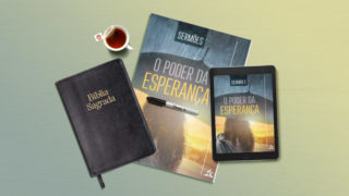 Sermonário (Adultos): O Poder da Esperança – Web e Impressão
