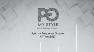 Lição de Pequenos Grupos – 4º Trim 2017