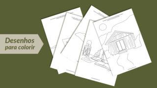 Desenhos para colorir: Eu Conheço Minha História