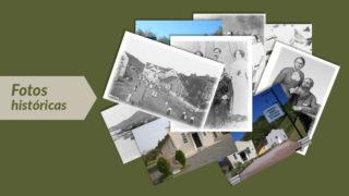 Fotos históricas: Eu Conheço Minha História