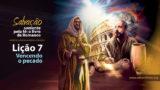 PPT: Lição 7 – Vencendo o pecado
