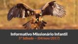 (Sáb 04/nov/2017) – Informativo Missionário Infantil