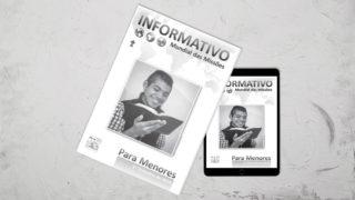 (1ºTri18) Informativo Mundial das Missões – Menores