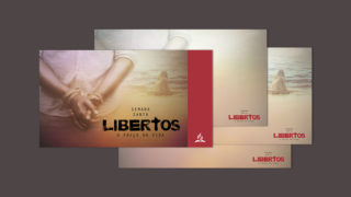 Telas p/ slides: Libertos – Semana Santa 2018