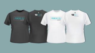Arte Camiseta: 10 Dias de Oração 2018