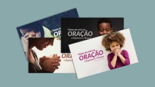 Cartões-convites: 10 Dias de Oração 2018
