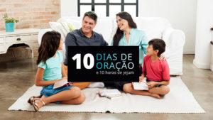 10 Dias de Oração