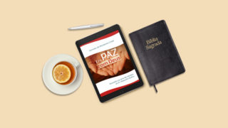 Sermonário Em Paz com Deus
