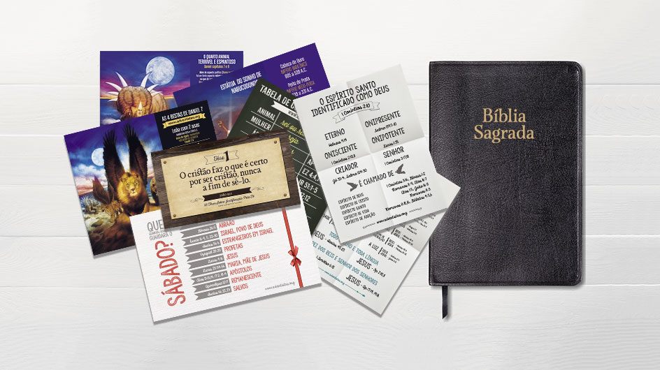 Cartões Bíblicos
