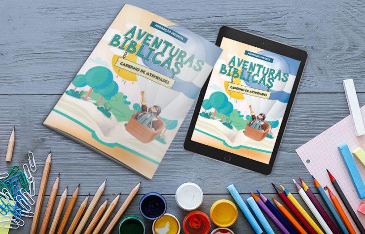 Caderno de Atividades: Adoração Infantil 2018