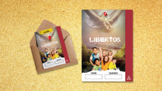 Cartaz e Convite: Semana Santa Infantil 2018