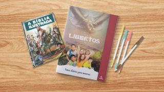 Sermonário: Semana Santa Infantil 2018