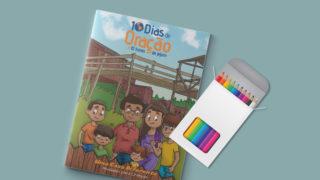 Revista Infantil: 10 Dias de Oração 2018