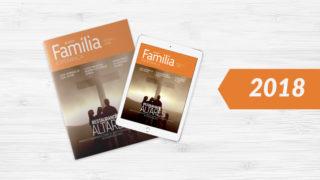 Revista: Família Esperança 2018
