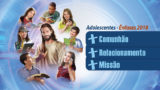 Cartaz de Ênfases 2018 – Ministério do Adolescente