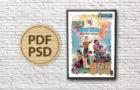 Cartaz de Ênfases 2018 – Ministério da Criança
