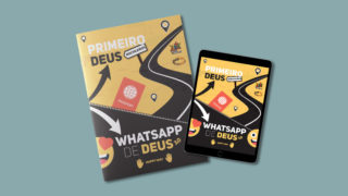 Revista: WhatsApp de Deus + Jornada 2018