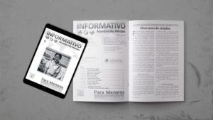 (2ºTri18) Informativo Mundial das Missões – Menores