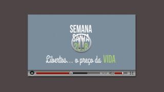 Vídeo: Promocional da Semana Santa 2018