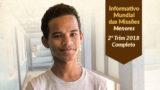 PPT (2º Trim/2018) — Informativo das Missões para Menores