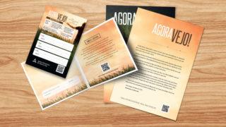 Carta, cartão e convite: Reencontro 2018