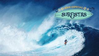 Série de estudos especiais para surfistas