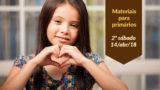 (2ºSáb 2Trim18-Ano C) Materiais Primários
