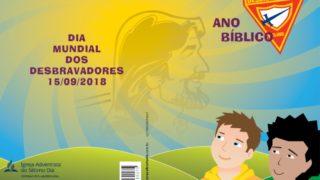 Ano bíblico desbravadores 2018