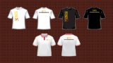 Arte aberta: Camiseta e logos – Quebrando o Silêncio 2018