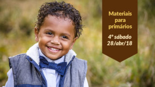 (4ºSáb 2Trim18-Ano C) Materiais Primários