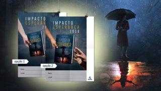 Cartazes: Impacto Esperança 2018