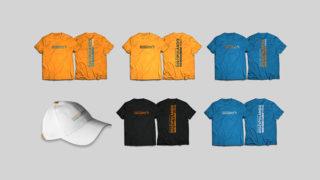Artes Camiseta – Multiplique Esperança 2018