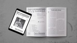 (3ºTrim18: Menores) Informativo Mundial das Missões