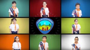 Vídeo: Hino dos Aventureiros