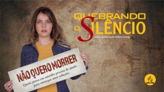 Apresentações PPT e Keynote: Quebrando o Silêncio 2018
