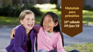 (10ºSáb 2Trim18-Ano C) Materiais Primários