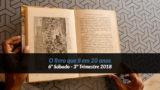 6º Sábado (3º Trim18) – O livro que li em 20 anos