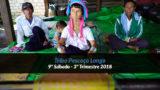 9º Sábado (3º Trim18) – Tribo Pescoço Longo