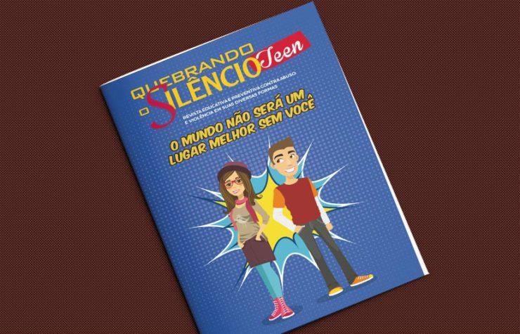 Revista Teen: Quebrando o Silêncio 2018