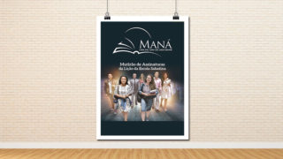 Cartaz/Banner: Maná 2018