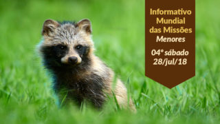 Informativo PPT: 4º Sábado 3Trim18