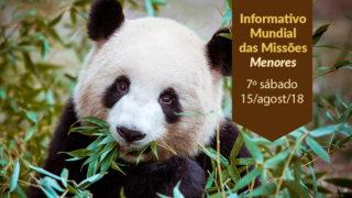 Informativo Mundial das Missões PPT: 7º Sábado 3Trim18