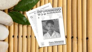 (4ºTrim18: Menores) Informativo Mundial das Missões